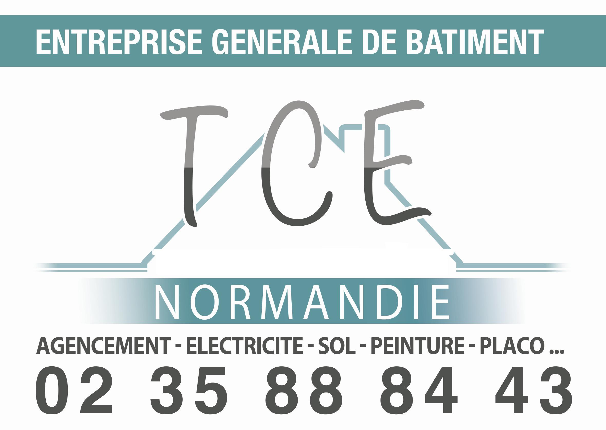 tce normandie votre partenaire travaux tce normandie entreprise g n rale de batiment. Black Bedroom Furniture Sets. Home Design Ideas